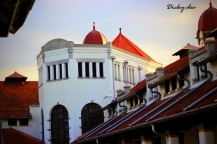 Part of Lawang Sewu, Semarang